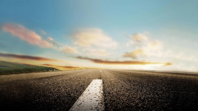the_road_ahead_cool_twitter_backgrounds