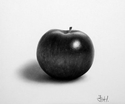 still_life_w_favourite_apple_by_ileana_s