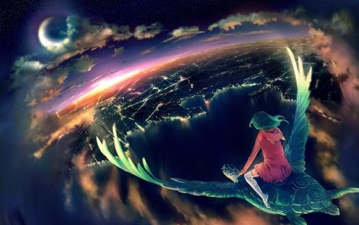 dreams_of_flight__speedpaint_tutorial_linked__by_yuumei-d9m2fac