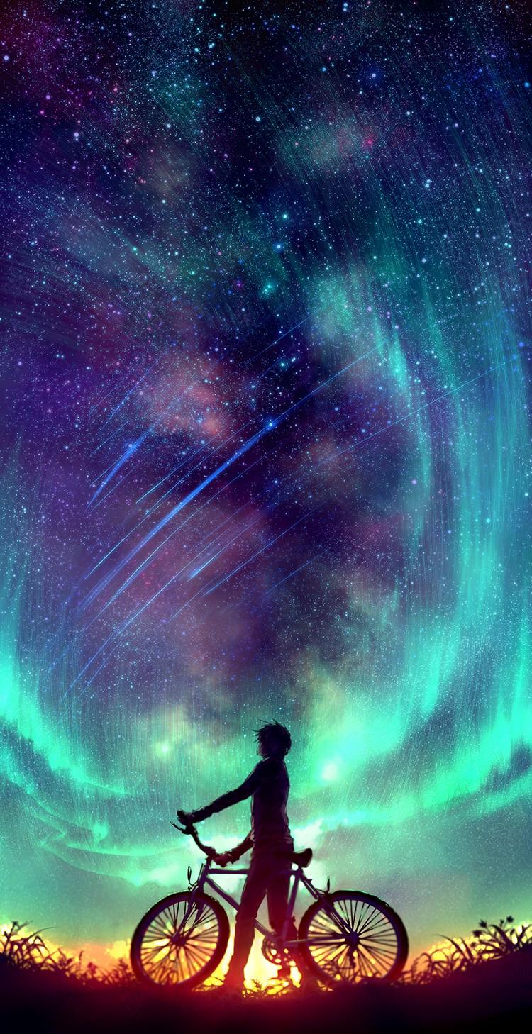 said_the_stars_by_yuumei-d8w8vxk