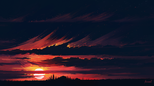 sundown_by_aenami_da6vc8x-fullview.png